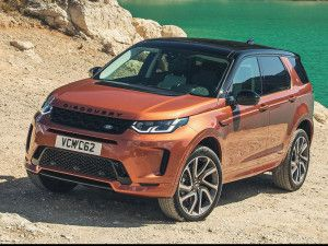 2020 Land Rover Discovery Sport SUV India Launch Tomorrow Expected Price BS6 Engines Features Exterior And Interior Details