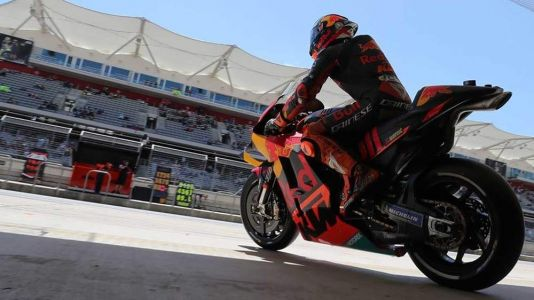 KTM's Pit Beirer And Sebastian Risse Talk RC16 And MotoGP Development