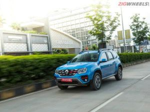 Renault Duster Turbo Road Test Review