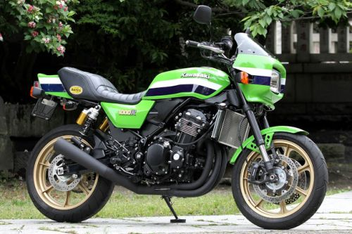 "Kawasaki Z900 RS ""Lawson"" by Doremi Collection"