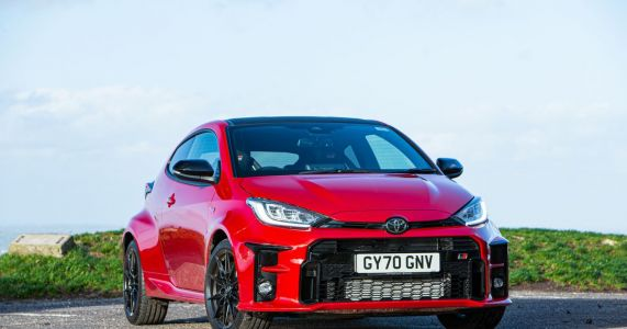 Toyota Still Building 25,000 GR Yaris Units Despite WRC Cancellation, More If Demand Is There
