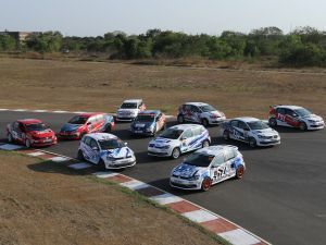 Racing Evolution 10 Years Of Volkswagen Motorsports India