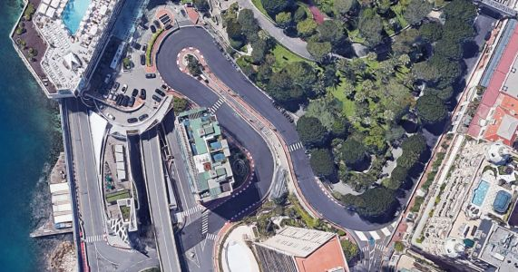 Can You Guess The F1 Track From The Aerial Image?