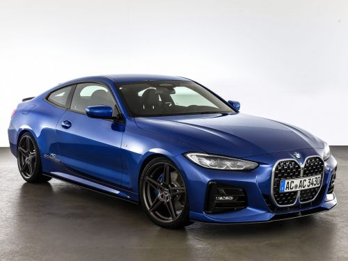 AC Schnitzer Styling Kit Actually Works With The New BMW 4 Series