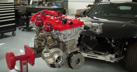 Here's What Goes Into Building A 1000bhp A90 Toyota Supra Engine