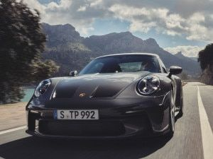 992 Porsche 911 GT3 Touring Package Revealed