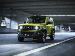 Confirmed Suzuki Jimny and Swift Sport Wont Come To India