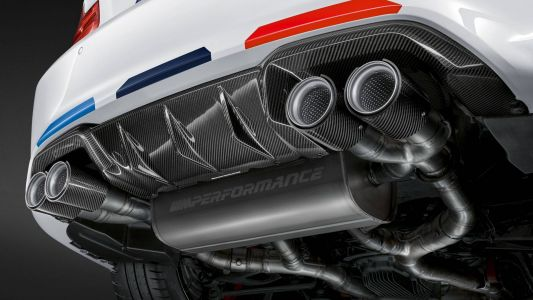 BMW M Exhausts To Get Quieter Thanks To Regulation Changes