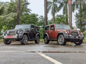 Mahindra Thar 2020 Garners Over 15000 Bookings Deliveries To Begin From November 1