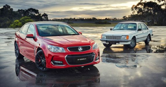Holden Is Dropping Cars Altogether To Focus On SUVs