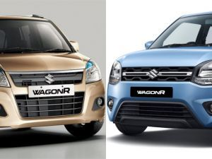 Maruti Suzuki Wagon R Old Vs New
