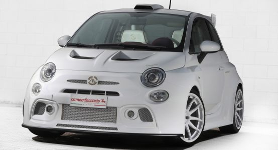 Cinquone Qatar By Romeo Ferraris Is A 248HP Fiat 500 For The Persian Gulf