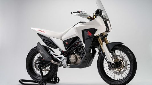 We Want Honda's CB125M Motard And CB125X ADV Concepts