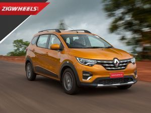 Renault Triber First Drive Review | Price, Features, Interior and More | ZigWheels.com
