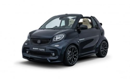 Yacht-Rocked: Brabus Smart Fortwo Sunseeker Limited Edition