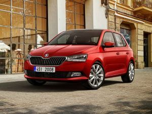 2018 Skoda Fabia To Be Revealed At Geneva Motor Show