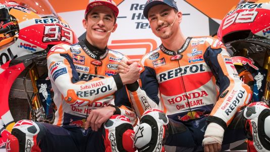 2019 Repsol Honda MotoGP Team First Look Photos