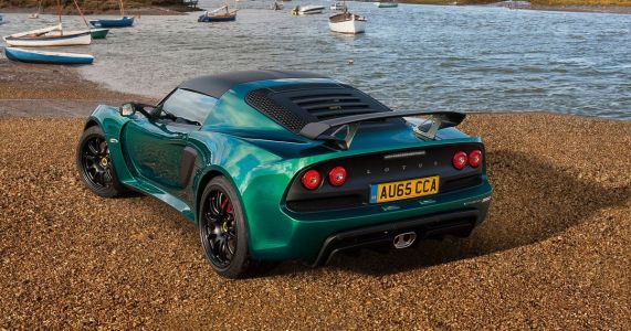 A £2bn Investment Could Turn Lotus Into 'England's Porsche'