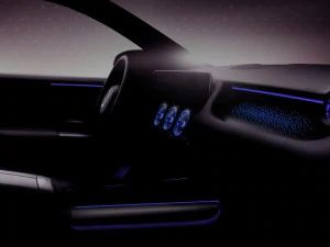 Mercedes-Benz EQA Electric SUV Cabin Teased Ahead Of January 20 Unveiling To Get 190PS Powertrain
