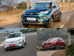 Tata Nexon EV MG ZS EV Hyundai Kona Electric To Get Cheaper For Delhi Buyers Thanks To New Electric Vehicle Policy