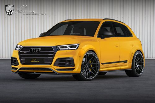 New Audi SQ5 Gets Lumma Design's Wide Body Kit