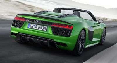 Audi R8 V10 Plus Spyder Making U.S. Debut This Friday At The Quail