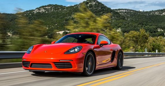A Lightened Porsche Cayman T Is In The Works