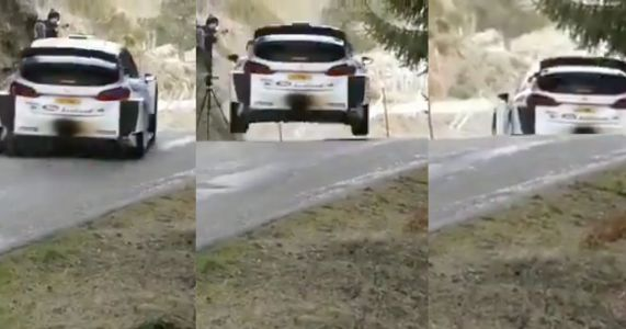 Three-Second Video Showcases The Sorcery Of Modern WRC Suspension