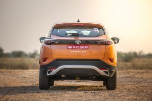 Tata Harrier Seven Seater Photos Launch This Year