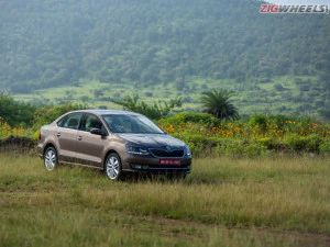 Skoda Rapid 10 TSI Automatic Road Test Review