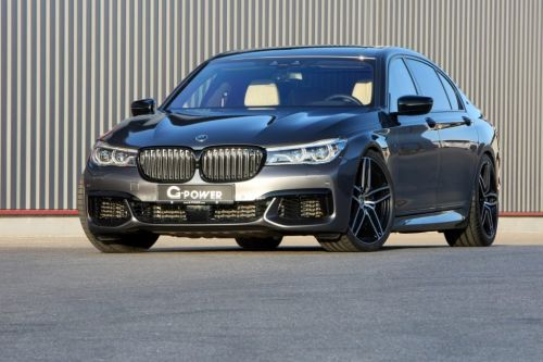 G-Power Cranks BMW M760Li To 700 HP