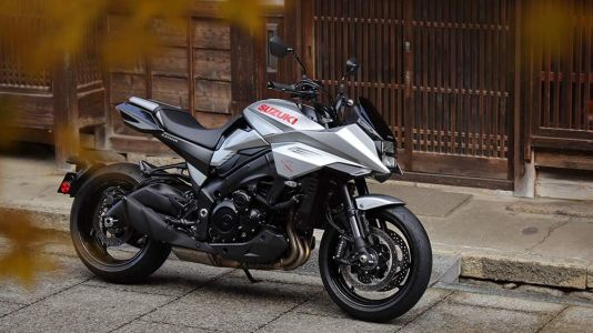 2020 Suzuki Katana First Ride Review