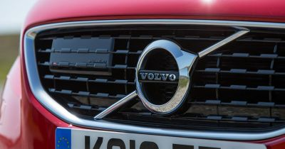 Here's Where Volvo's Name And Logo Came From