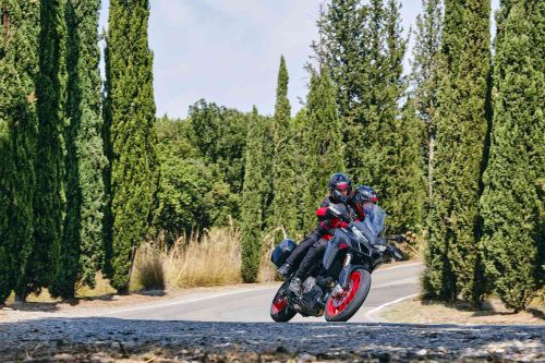 2022 Ducati Multistrada V2 First Look Preview