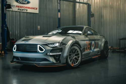 DBH Spitfire Ford Mustang RTR Spec 5 Wide Body Revealed in SA