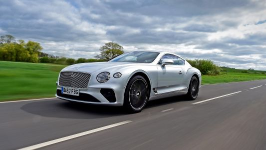 Bentley Headed For Another Pikes Peak Record With New Continental GT