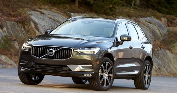 Volvo Is Considering Coupe-SUVs To Rival BMW And Mercedes