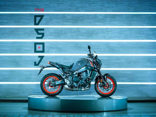 2021 Yamaha MT-09 First Look Preview Photo Gallery