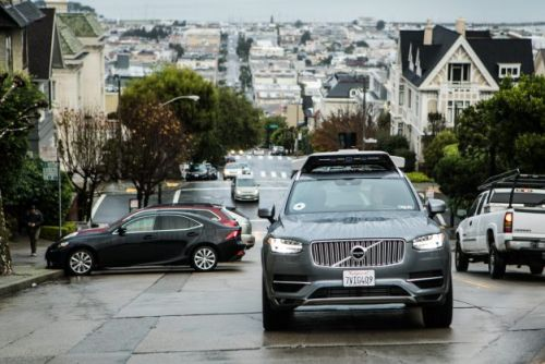 Not Dreamin': California Paves Way for Driverless Cars in 2018