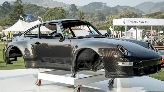 Gunther Werks Reincarnates The Porsche 993 With Carbon Fibre Bodywork