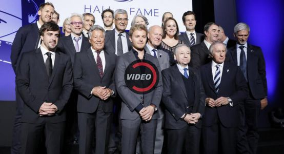 F1 Champs Past & Present Gather For FIA Hall of Fame Induction