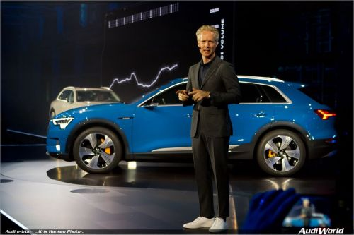 Scott Keogh to lead Volkswagen Group of America; Mark Del Rosso returns to Audi of America as president