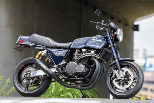 Kawasaki Z 1000 MK II by Sanctuary Ability
