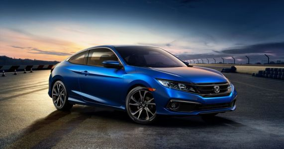 Check Out The Fresh Face Of The 2019 Honda Civic