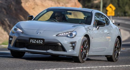 Toyota's 86 Performance Kit Adds Tons Of Stuff, Except, Well.Performance