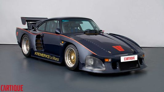 Very Rare Road-Legal Porsche 935 For Sale