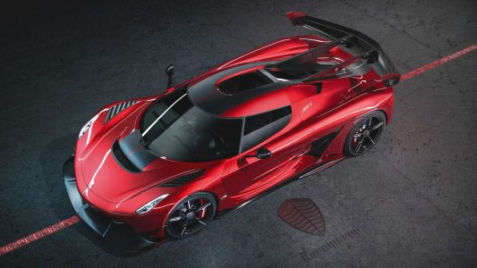 Koenigsegg Jesko Red Cherry Edition Is A Gorgeous One-Off