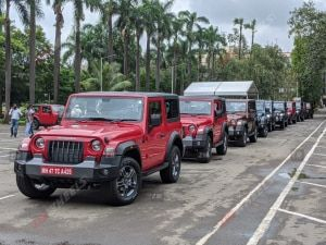 Mahindra Thar India Launch Tomorrow Engines Variants Specifications Features And Expected Price