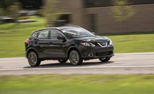 2017 Nissan Rogue Sport AWD Tested