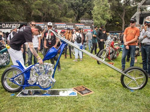 Born-Free 11 Vintage Motorcycle Show 2019